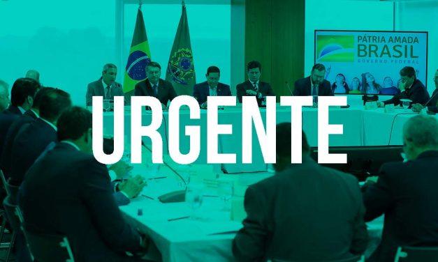 Vídeo completo da reunião ministerial de Jair Bolsonaro em 22 de Abril