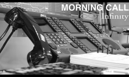 Morning Call Ao Vivo – Infinity Asset 15-06-2020