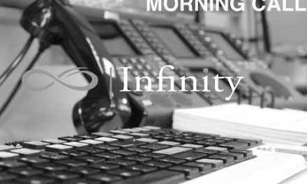 Morning Call Ao Vivo –  Infinity Asset 03-08-2020 com @JasonVieira